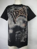 TAPOUT Tshirts ASHES Black