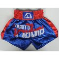 MANTO Muay Thai shorts PRO  Blue/Red