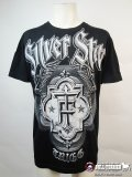 Silver Star Tshirts Franklin Trigg Black