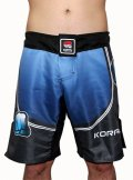 KORAL Combat Shorts UPPER Blue/Black