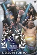 DVD K-1 WORLD GP inJapan 〜-65kg championship tournament 11.3 2014   YOYOGI Studiam