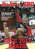 "100% Jiu-only magazine ""Jiu Jitsu NERD"" vol.7"