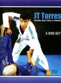 DVD Passing, Back Takes & Finishes 4 DVD Set with JT Torres