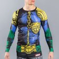 Scramble Rash Guard SCRAMBLE X JUDGE DREDD THE LAW Long Sleeve