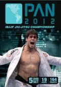 2012 Pan Jiu-Jitsu Championships 5 DVD Disc Set SALE