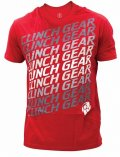 CLINCH GEAR Tshirts Weave Red