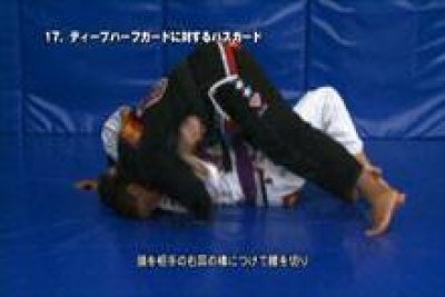 Photo3: DVD BJJ Technique Gilbert Durinho Burns