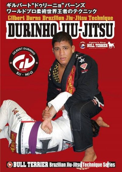 Photo1: DVD BJJ Technique Gilbert Durinho Burns