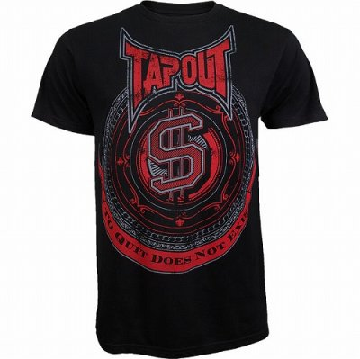 Photo1: TAPOUT Tshirts Chad Money Mendez Black