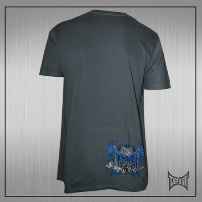 Photo2: TAPOUT Tshirts Prey Charcoal
