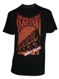 TAPOUT Tshirts Of The People Black