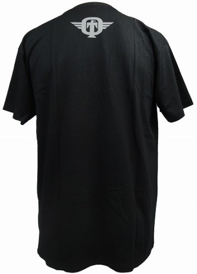 Photo2: TAPOUT Tshirts Heart and Soul Black