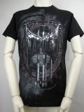 TAPOUT Tshirts DROID Black