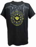 TAPOUT Tshirts Night Wing Black