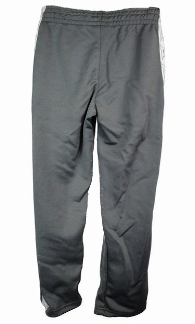 Photo2: TAPOUT Boy Jersey Pants Grey/White