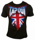 TAPOUT Tshirts World Collection United Kingdom Black