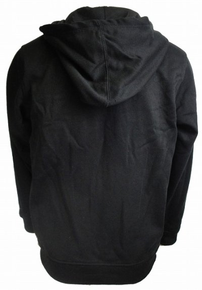 Photo2: TAPOUT Boy Zipped Parka Rabid Black