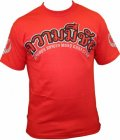 Triumph United Tshirts Thai2 Red
