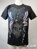 TAPOUT Tshirts Michael Bisping UFC127 Black