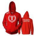 Triumph United Parka Destroyer Red