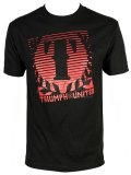 Triumph United Tshirts Stamp Black