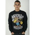 MANTO Sweat Pullover WARRIORS Black