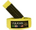 VULKAN Kids Jiu Jitsu Belt Yellow
