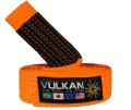 VULKAN Kids Jiu Jitsu Belt Orange