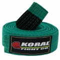 KORAL KIDS Jiu Jitsu Belt Green