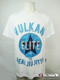 VULKAN Tshirts OLD SCHOOL STAR White