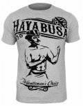 Hayabusa  Tshirts Gentlemans Choice Heather Grey
