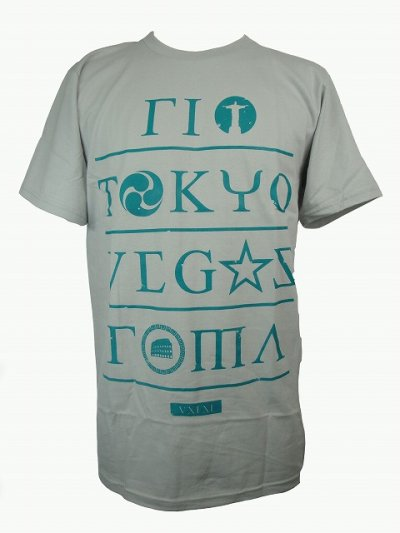 Photo1: VXRSI Tshirts RTVR2 Grey