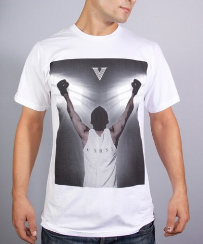 Photo1: VXRSI T-shirt Victory White