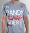 VXRSI Tshirts Randy2 Grey