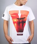 VXRSI T-shirt Roots Japan White