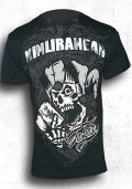 Kimurawear Tshirts Jess The Joker Liaudin Black
