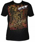 Contract killer Tshirts Crest Black