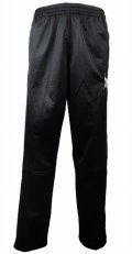 TAPOUT PRO French Terry Warm Up Pant Black/Yellow