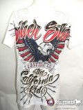 Silver Star Tshirts Urijah Faber White