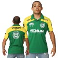 VENUM Polo Shirt Jose Aldo UFC156 Green/Yellow
