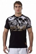 DRAGAO T-shirt Fight for Life Black