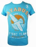 Hayabusa Lady's T-shirt International Fight Team Water Blue