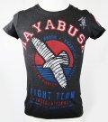 Hayabusa Lady's T-shirt International Fight Team Dark Grey