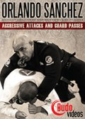 DVD Aggressive Attacks & Passes DVD by Orlando Sanchez