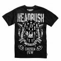 Headrush T-shirt American Bandit  Black