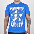 MANTO Tshirts GI UNIT Blue