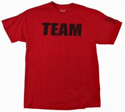 Photo1: TAPOUT T-Shirt Team Red