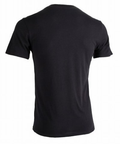 Photo2: JACO T-shirt Performance V Neck Black