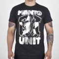 MANTO Tshirts GI UNIT Black