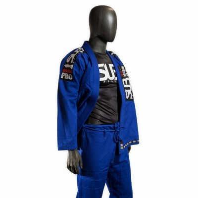 Photo1: SUB APPAREL Jiu Jitsu Gis PRO Blue